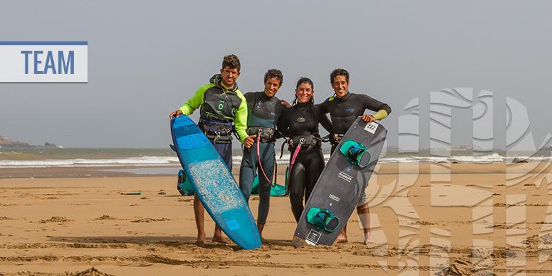 Team kitesurfmaroc