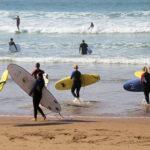 Surfing Essaouira Morocco