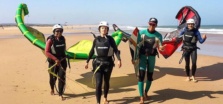 kitesurf lessons essaouira
