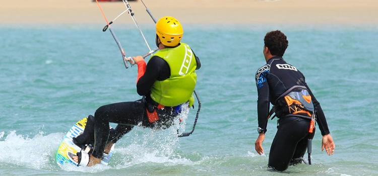 kitesurf lessons essaouira prive