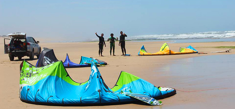 trips downwinders kitesurf essaouira morocco